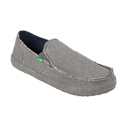 Sanuk Men's Rounder Shoes CHAR