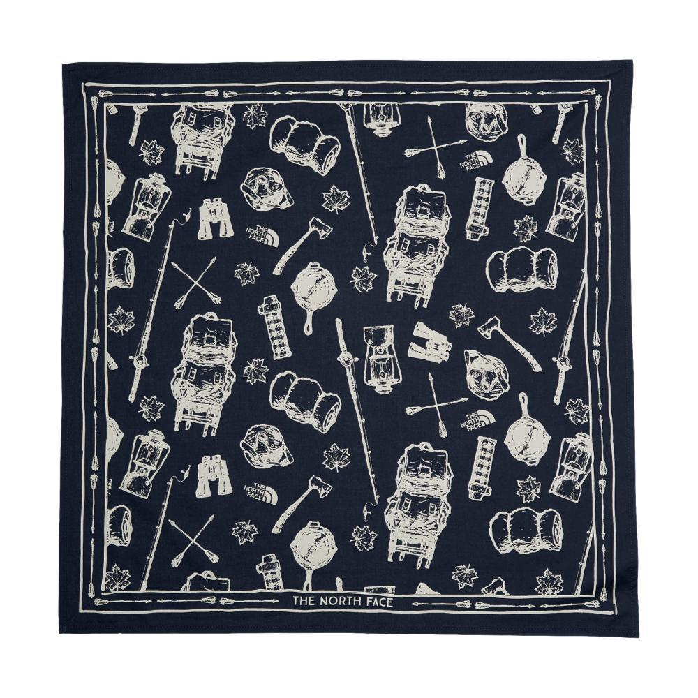 The North Face Bandana Bo Banna NAVYGEAR_3DT