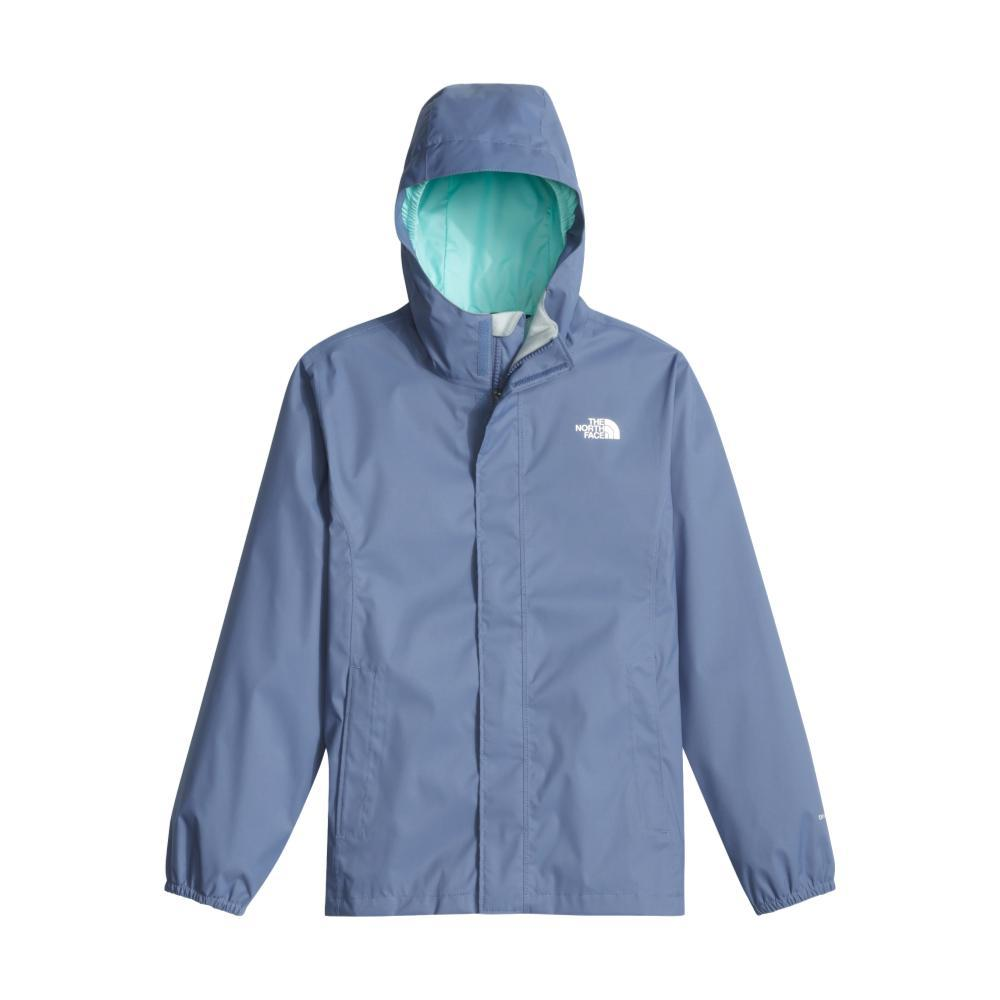The North Face Girls Resolve Reflective Jacket COFJBLU_HCA