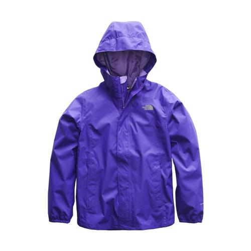 The North Face Girls Resolve Reflective Jacket Deepblue_3xz