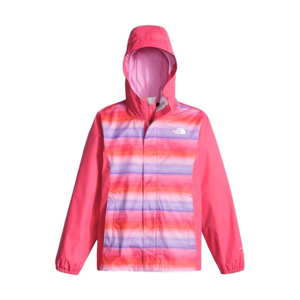 The North Face Girls Resolve Reflective Jacket HONSPNK_QUT