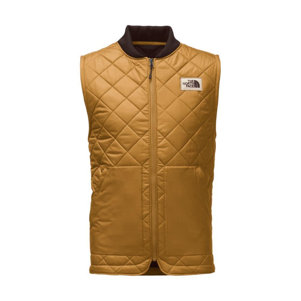 The North Face Men's Cuchillo Insulated Vest GOLDBRN_UBJ