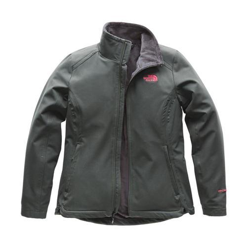 The North Face Women's Lisie Raschel Jacket Asphgry_7gs