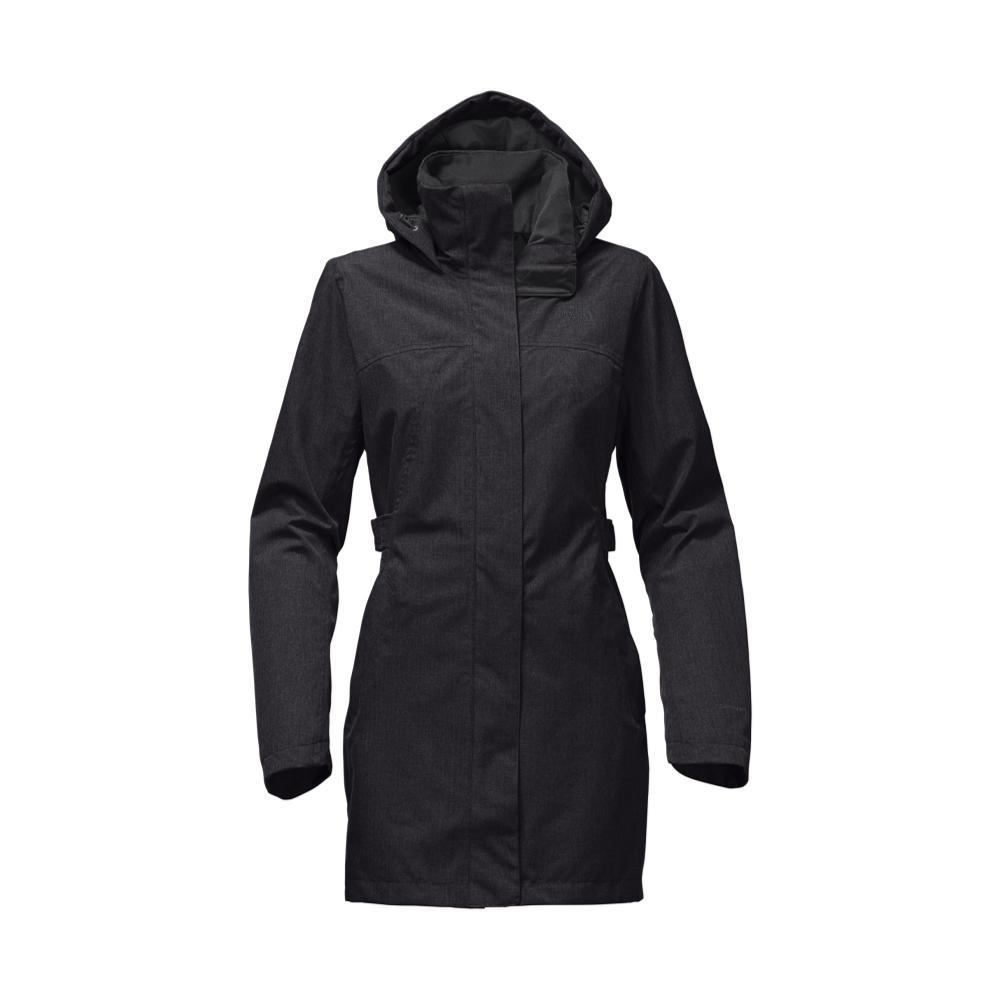 The North Face Women's Laney Trench II BLACK_F17