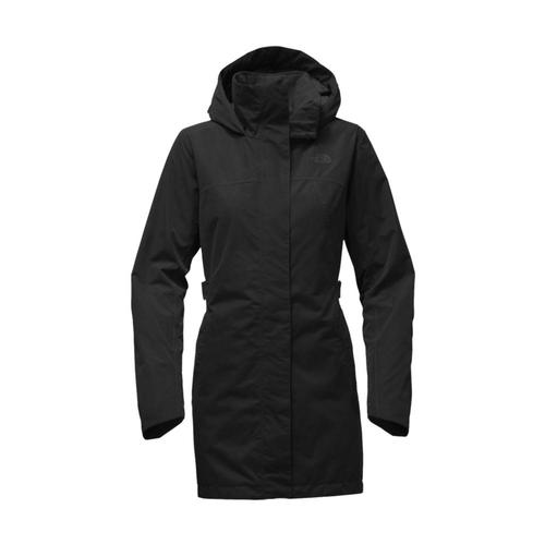 The North Face Women's Laney Trench II Black_jk3