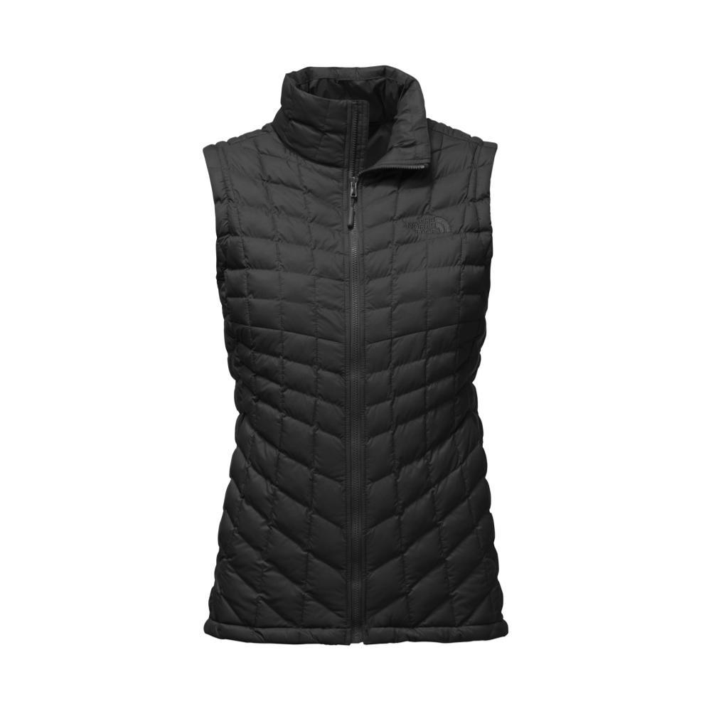 The North Face Women's Thermoball Vest BLKMATT_XYM