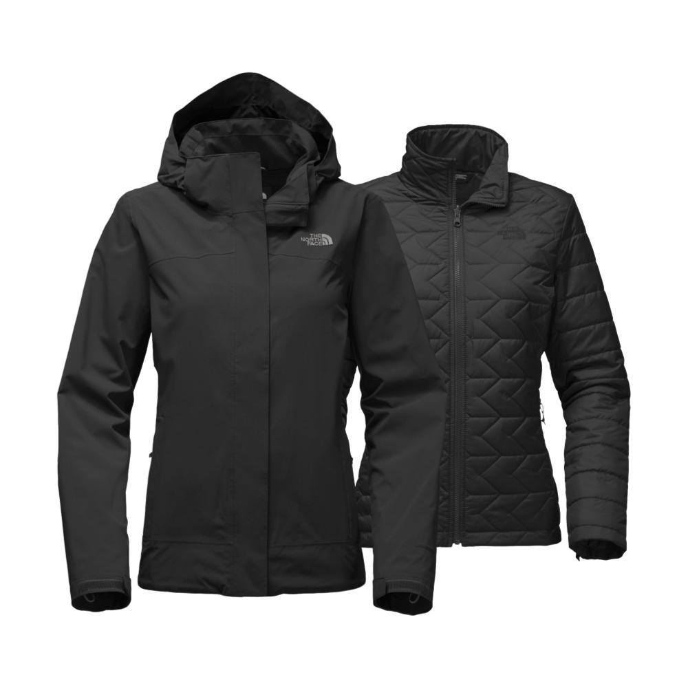 The North Face Women's Carto Triclimate Jacket BLACK_JK3