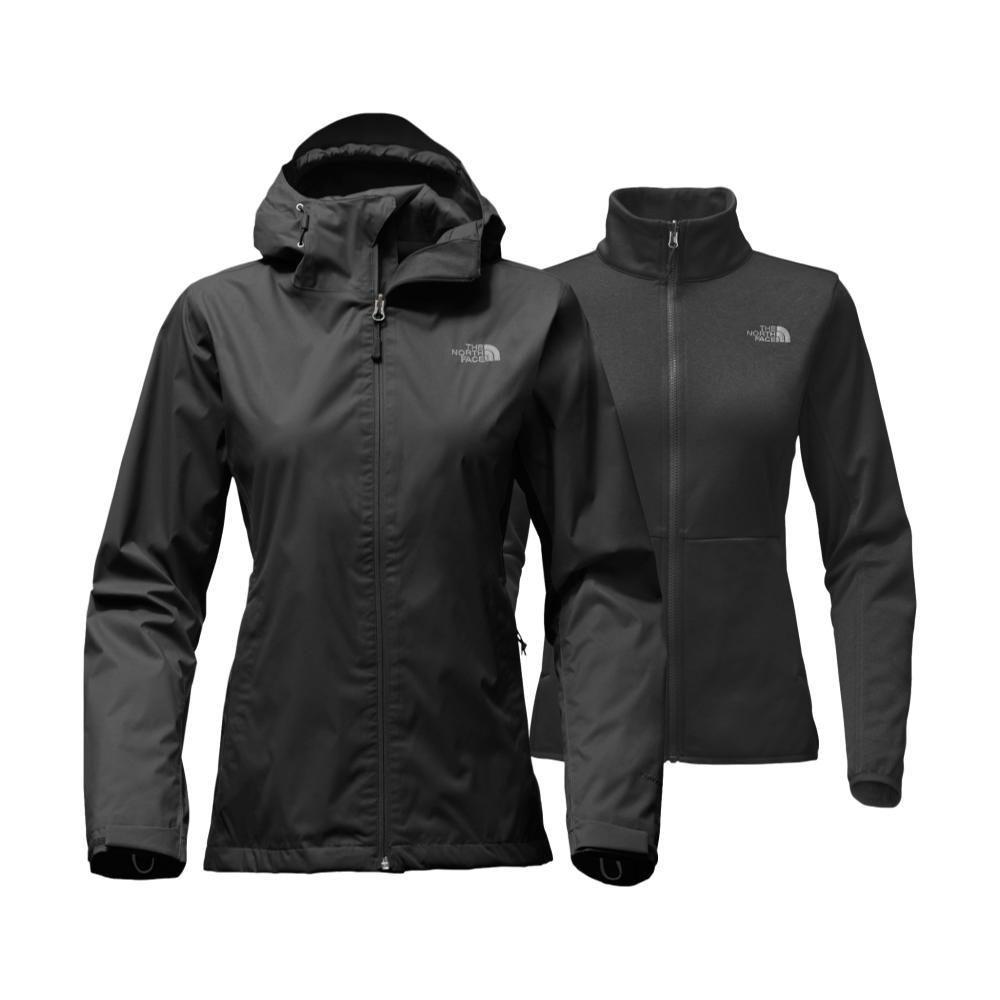 The North Face Women's Arrowood Triclimate Jacket BLACK_JK3