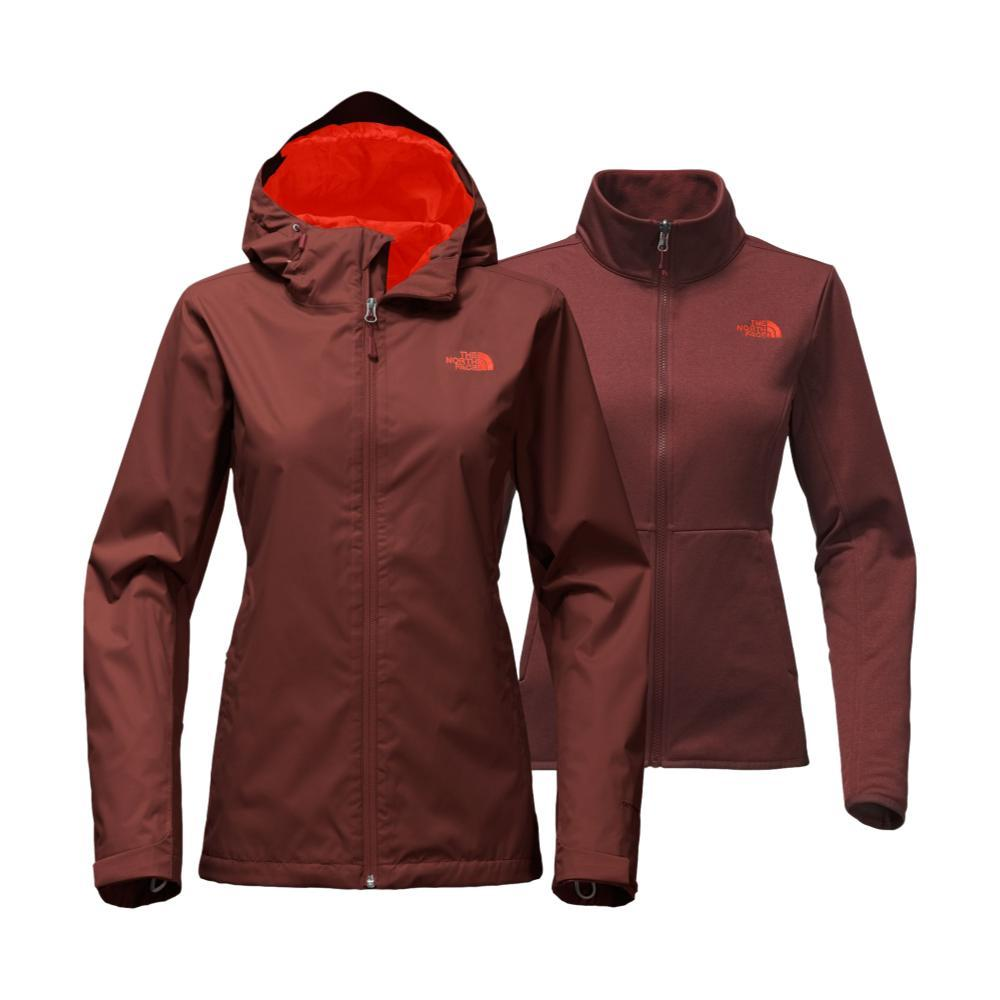 The North Face Women's Arrowood Triclimate Jacket SEQRED_YAZ