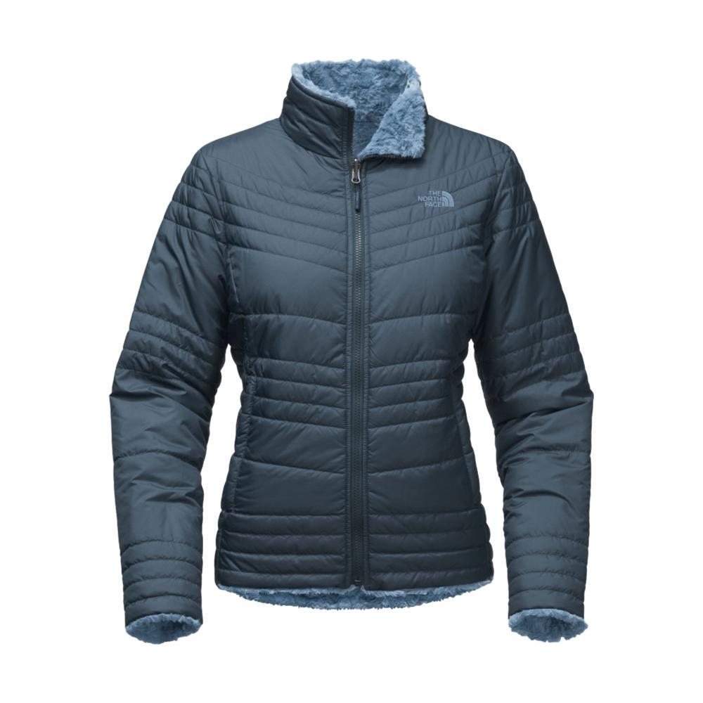 The North Face Women's Mossbud Swirl Jacket IBLUE_WLH