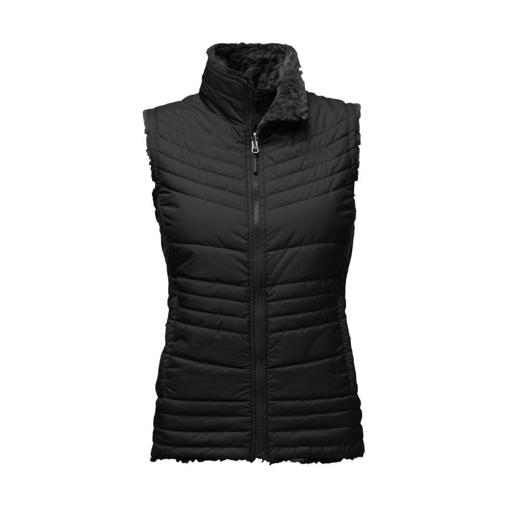 The North Face Women's Mossbud Swirl Vest BLACK_JK3