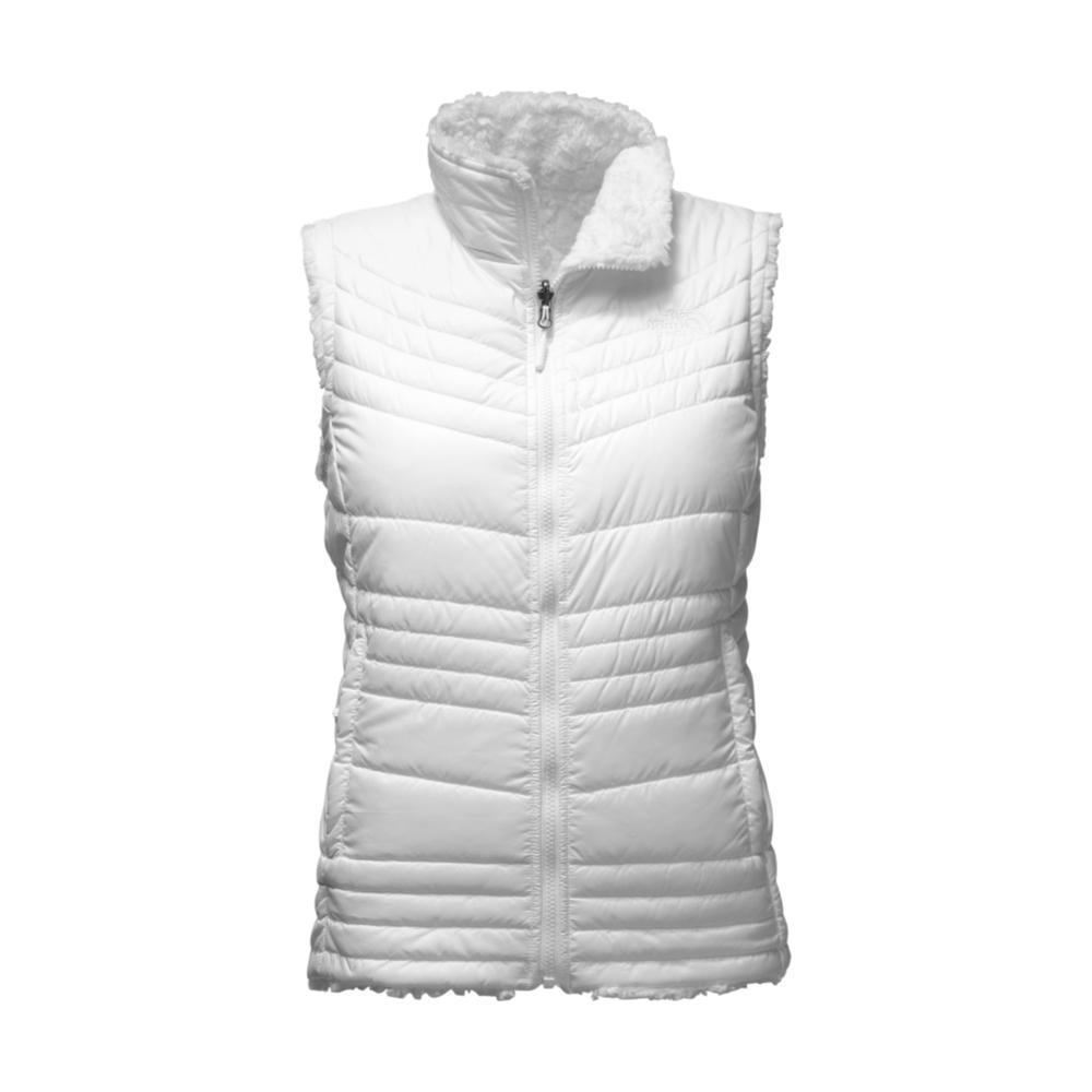 The North Face Women's Mossbud Swirl Vest WHITE_FN4