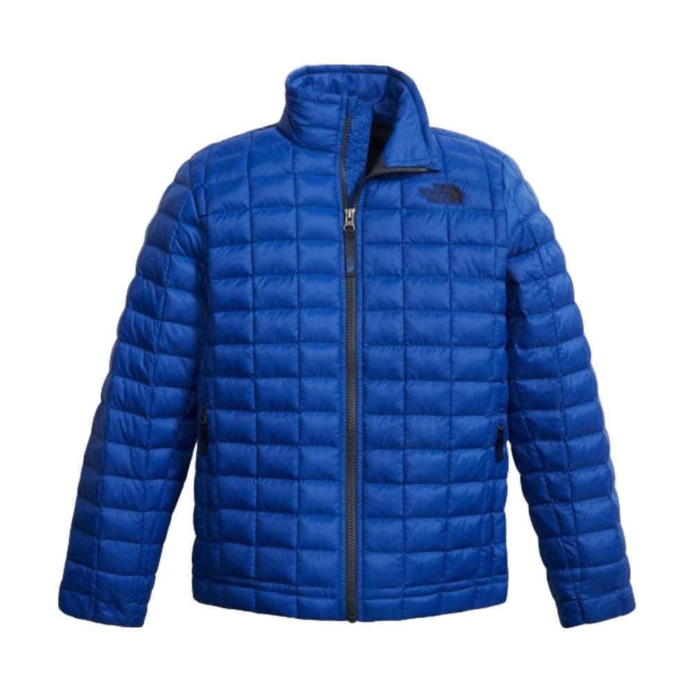 The North Face Boys Thermoball Full Zip Jacket CBLTBLU4H4