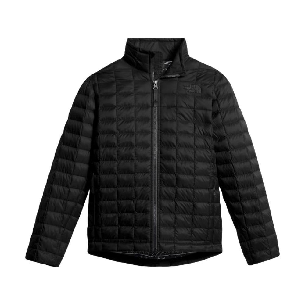The North Face Boys Thermoball Full Zip Jacket TNFBLKJK3