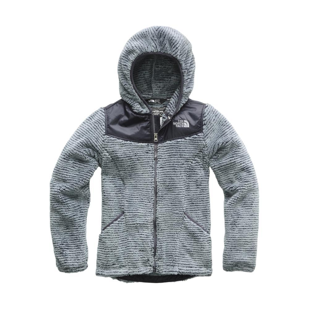 The North Face Girls Oso Hoodie GREYSTRIPE_7VA