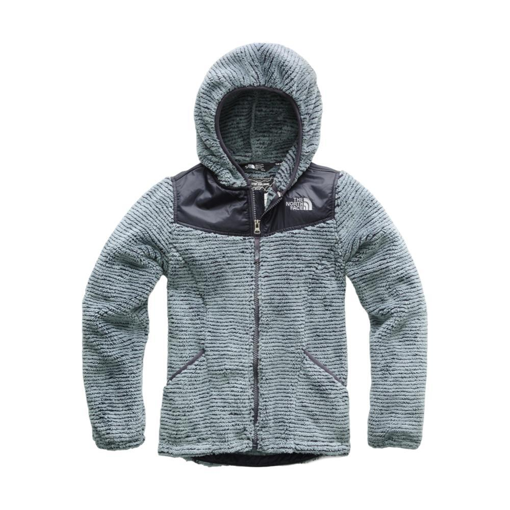 The North Face GIrls Oso Hoodie MTLSLVR85V