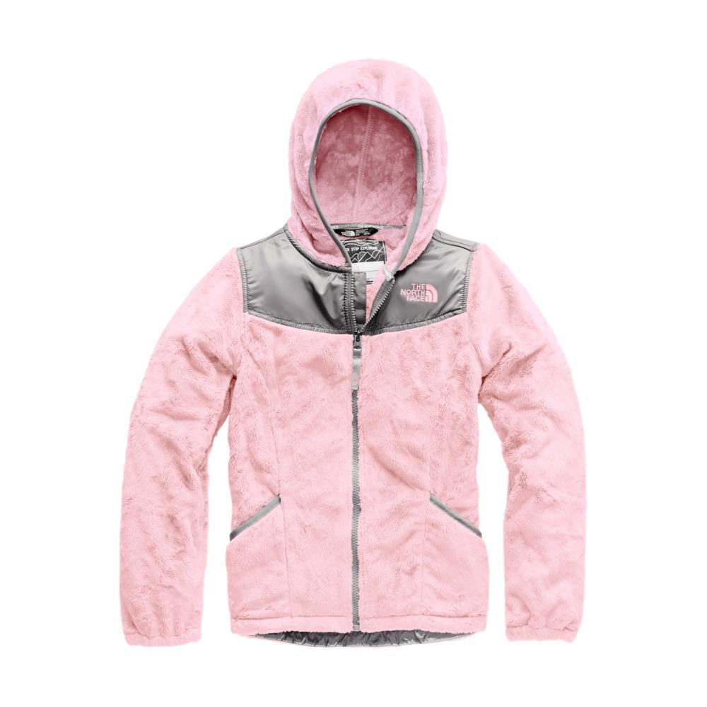 The North Face Girls Oso Hoodie PINK_RS4