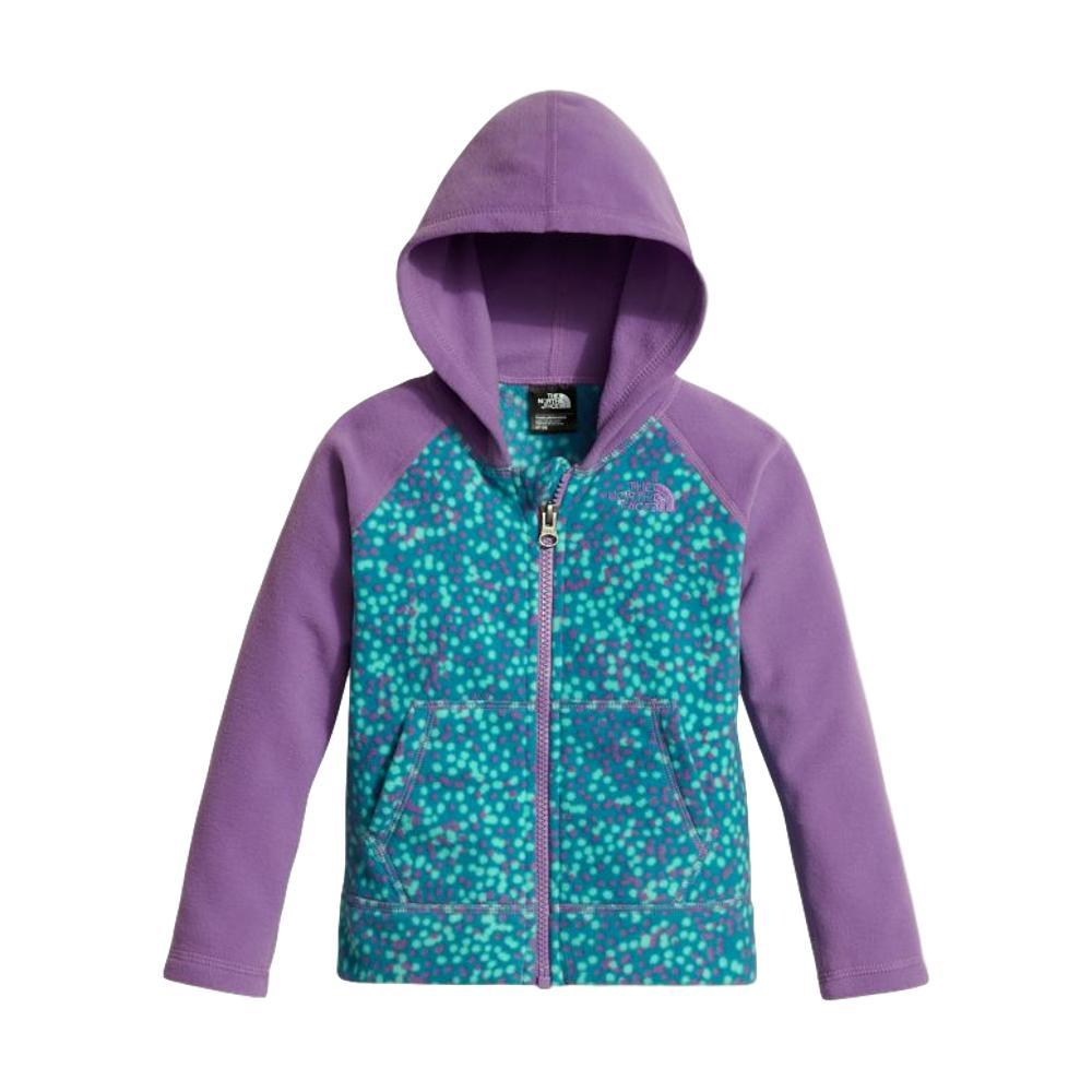 The North Face Toddler Glacier Full Zip Hoodie BLUDOTVMF