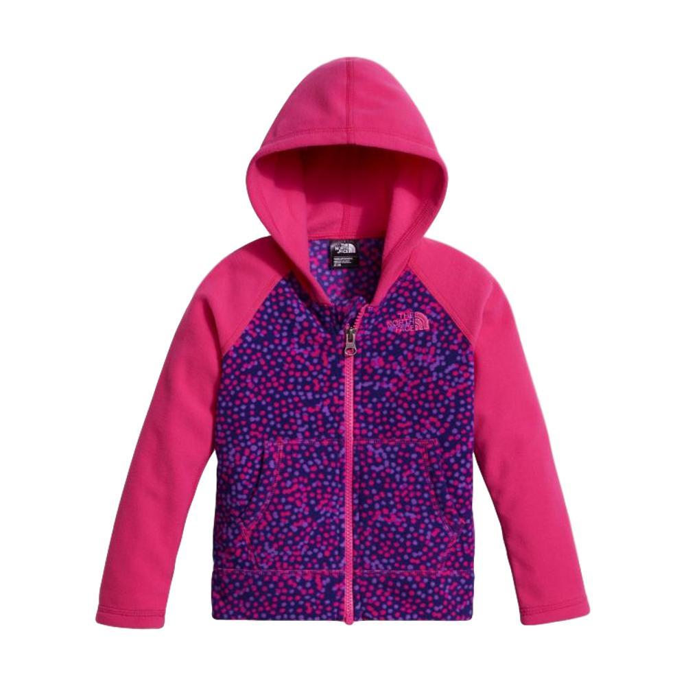 The North Face Toddler Glacier Full Zip Hoodie BRGHTDOTXEJ