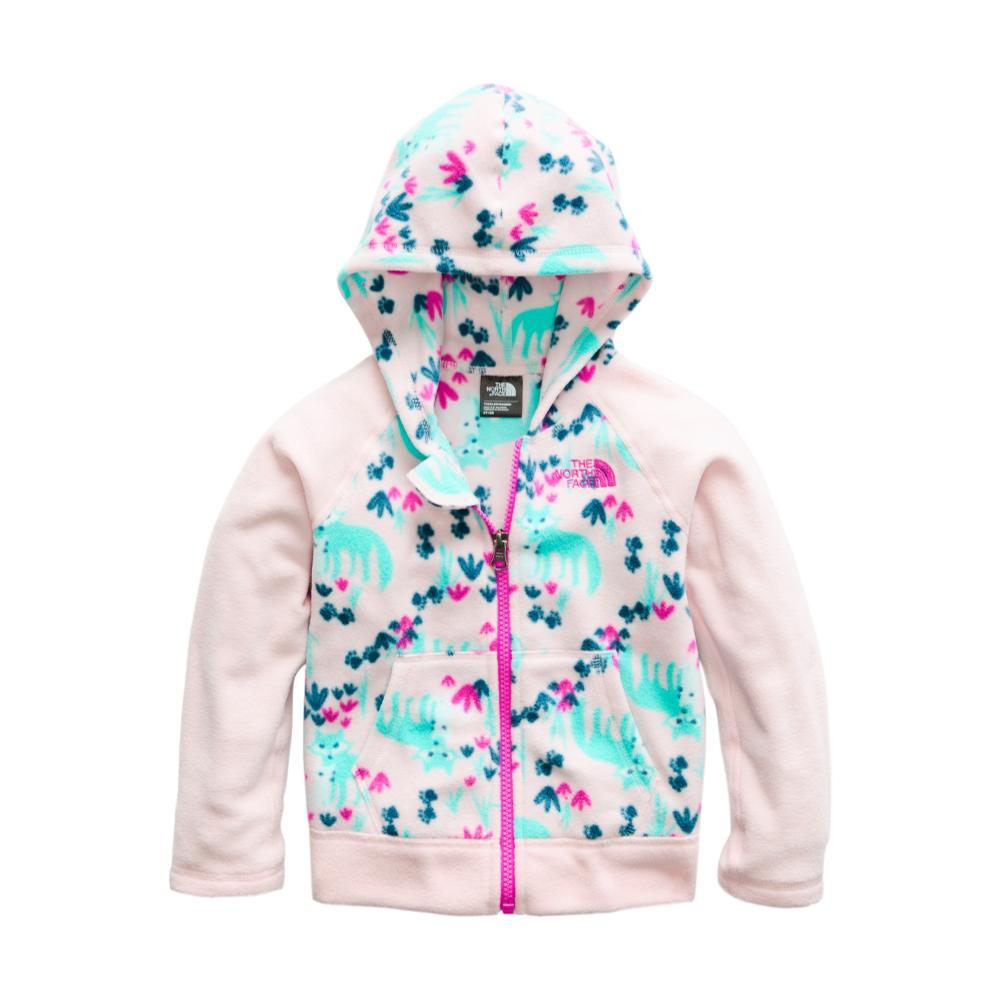 The North Face Toddler Glacier Full Zip Hoodie PINKFOX_5LW