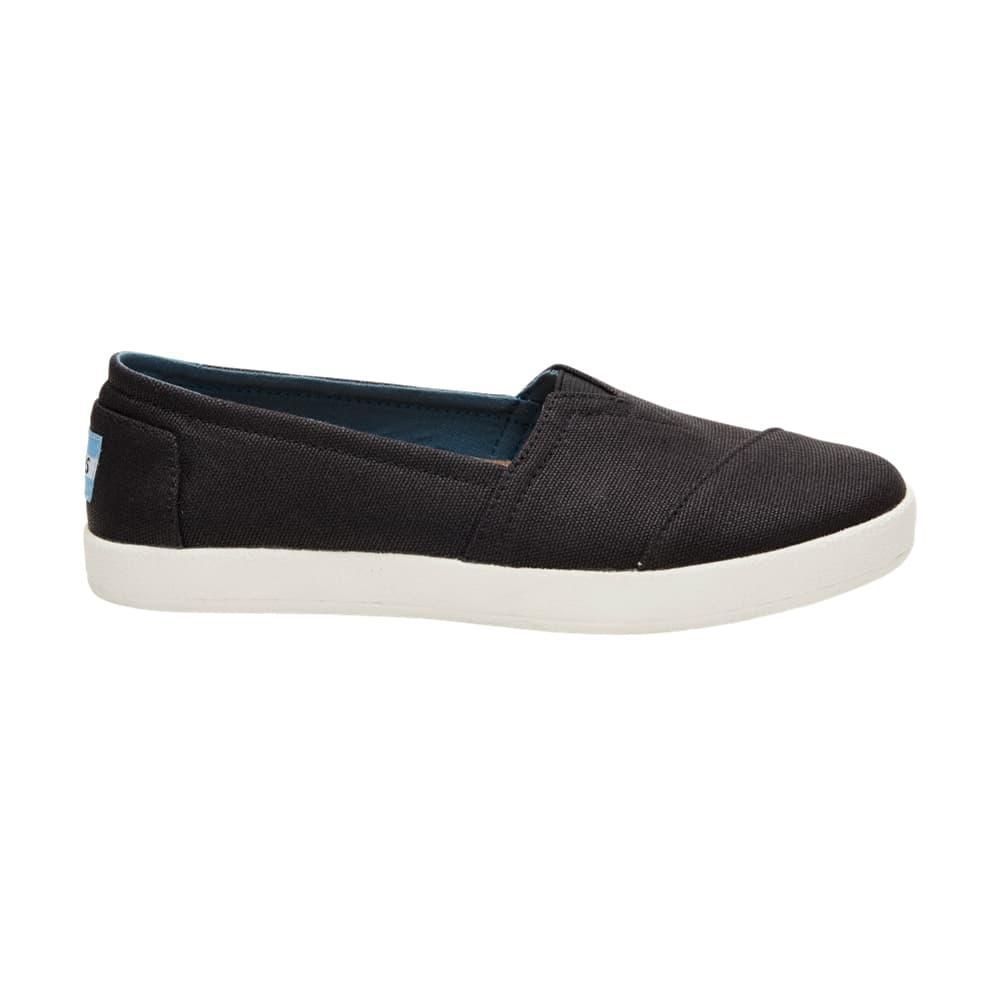 TOMS Women's Avalon Sneakers BLACKCT