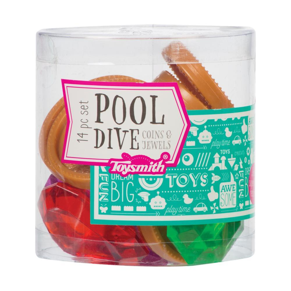 Toysmith Pool Dive Coin And Jewels Pool Toys