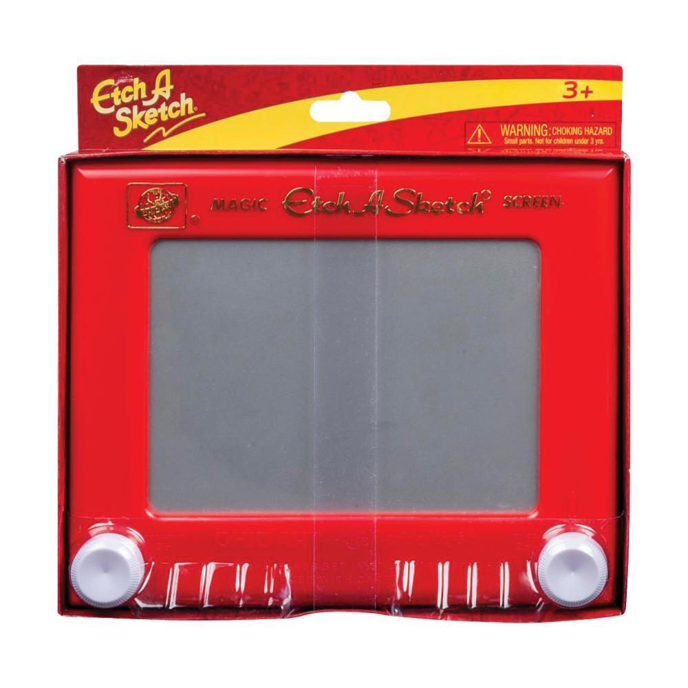 Toysmith Etch A Sketch RED
