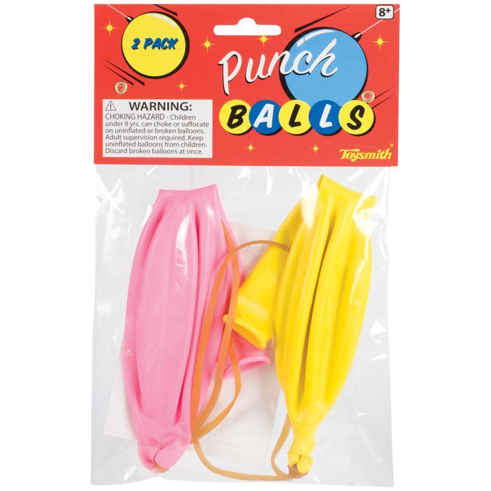 Toysmith Punch Balloons