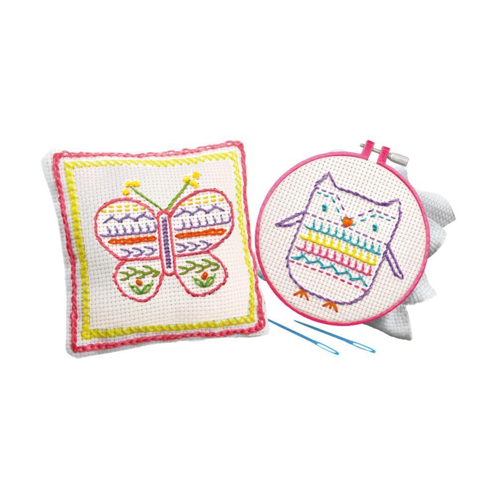 Toysmith 4m Embroidery Stitches Kit
