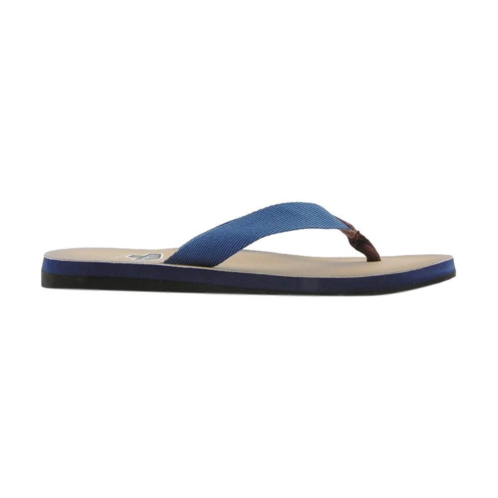 Tredagain Women's Hico Flip Flop Sandals ENSIGNBLU