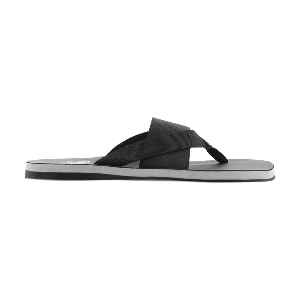 TredAgain Women's Concan Vegan Sandals BLACK