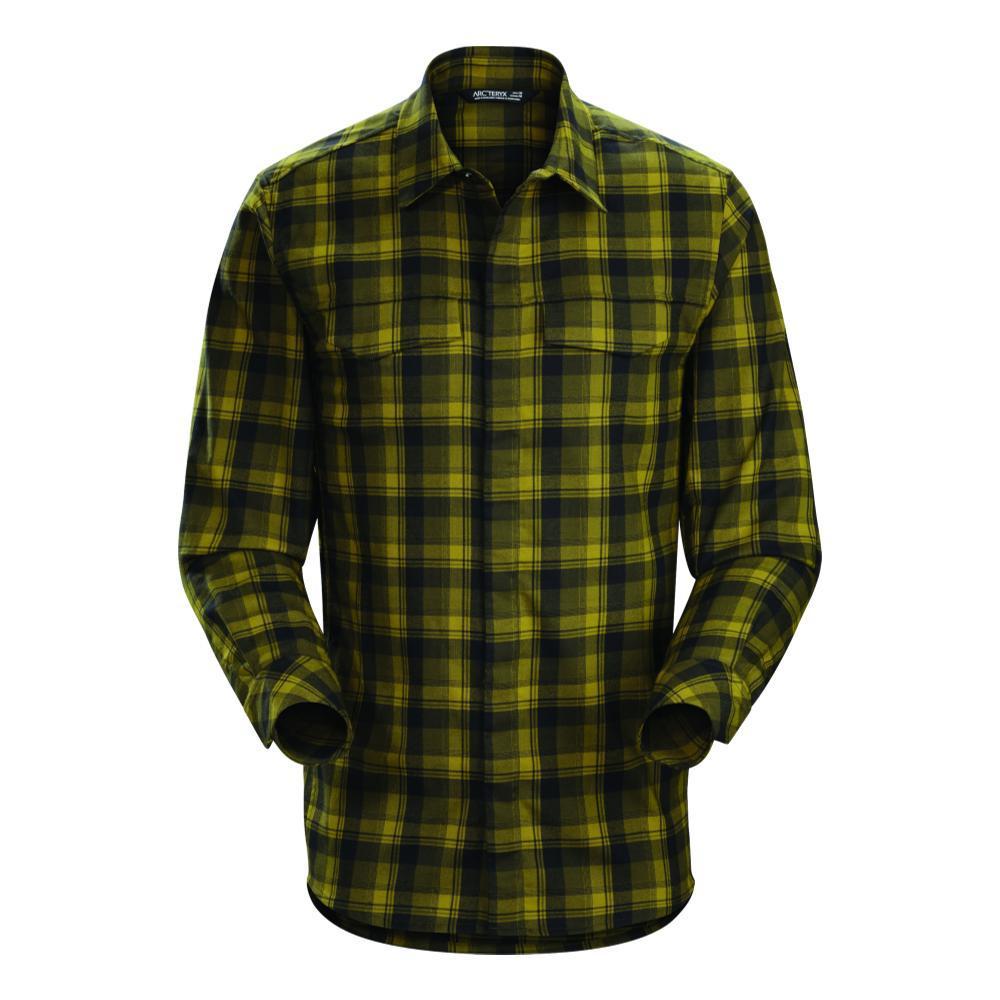 Arc'teryx Men's Gryson Shirt LS DKMOSS