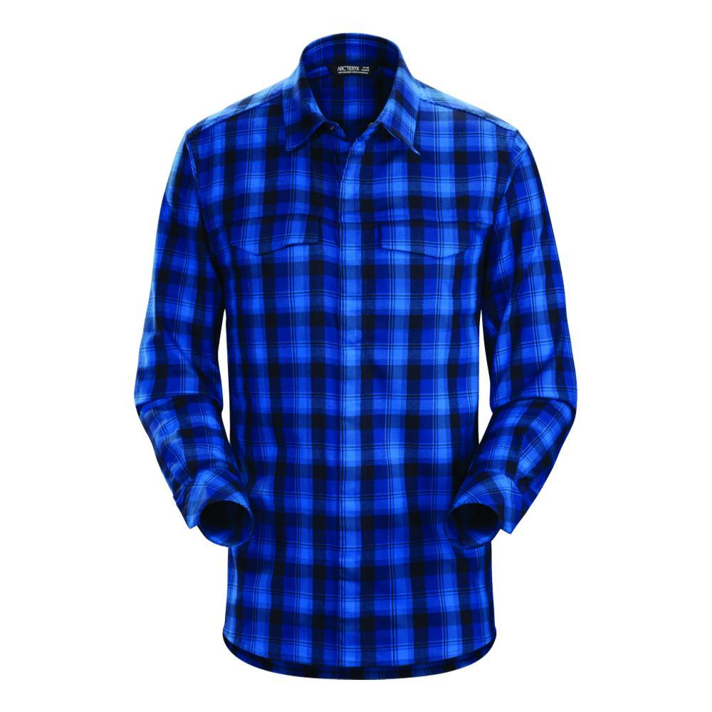 Arc'teryx Men's Gryson Shirt LS TRITONBLUE