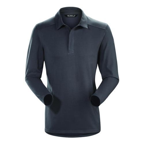 Arc'teryx Men's Captive Polo Shirt LS