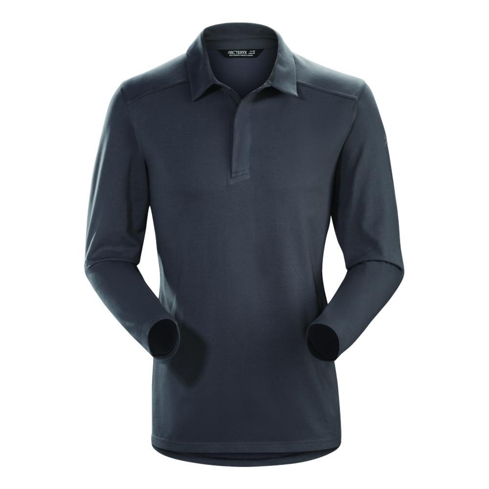 Arc'teryx Men's Captive Polo Shirt LS PILOT
