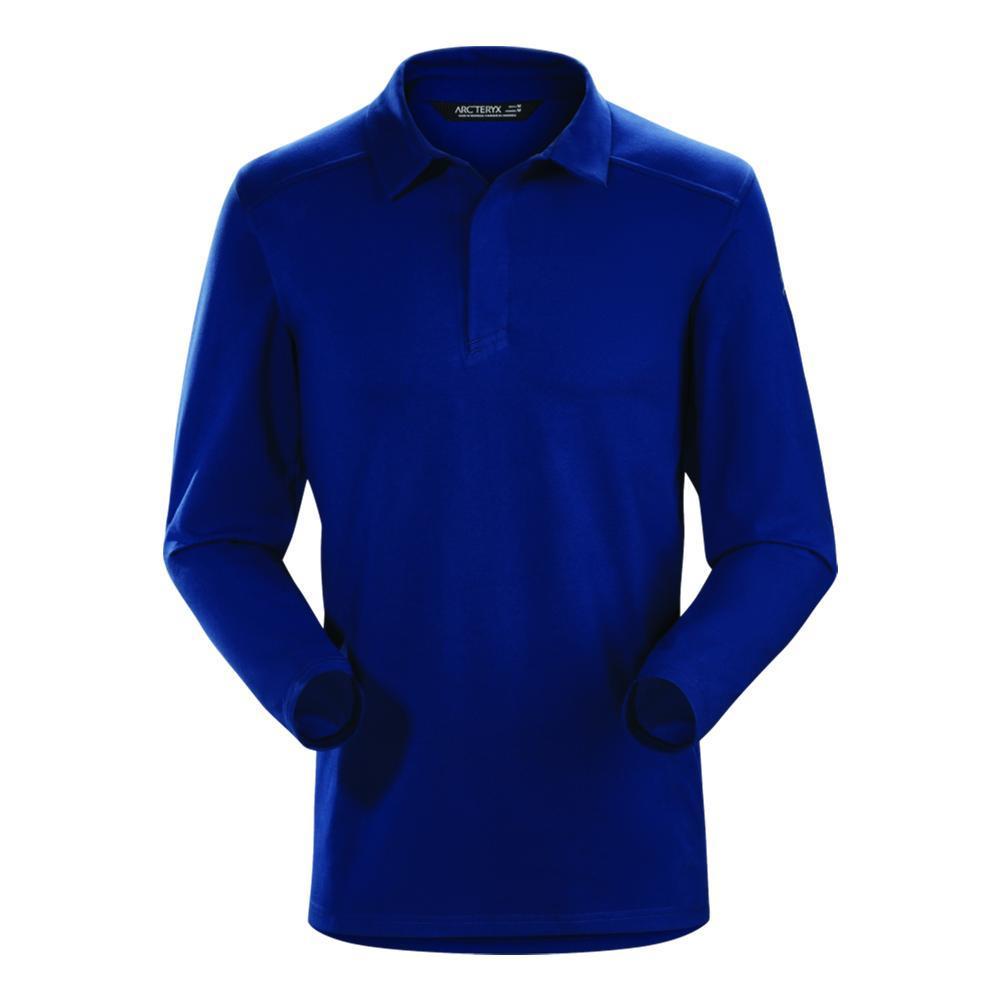 Arc'teryx Men's Captive Polo Shirt LS TRITON