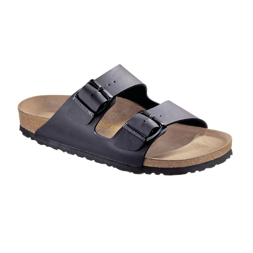 Birkenstock Women's Arizona Soft Footbed Sandals BLACKSD