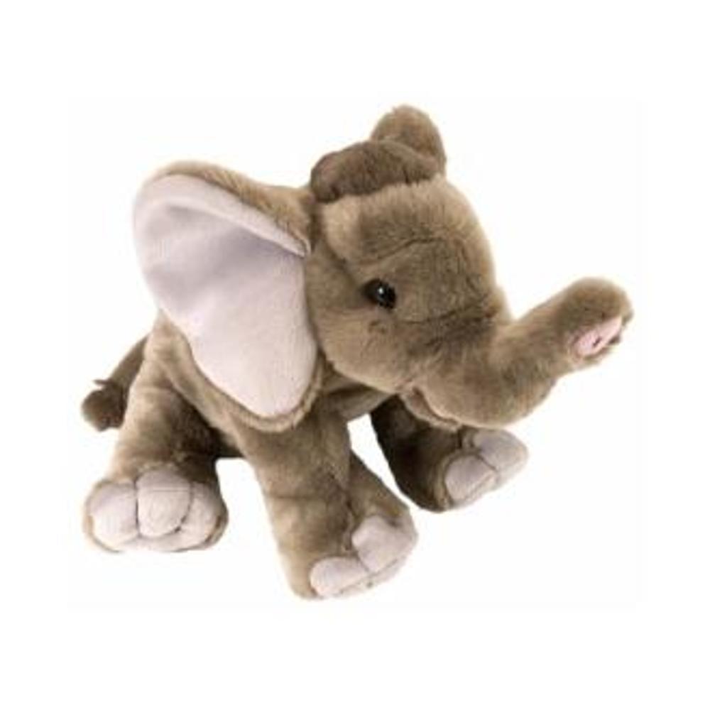 Wild Republic Cuddlekins 12in Baby Elephant Stuffed Animal