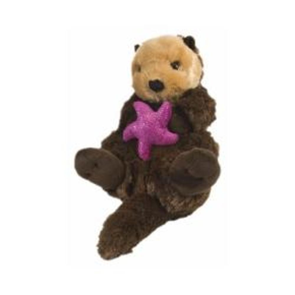 Wild Republic Cuddlekins 15in Sea Otter Stuffed Animal