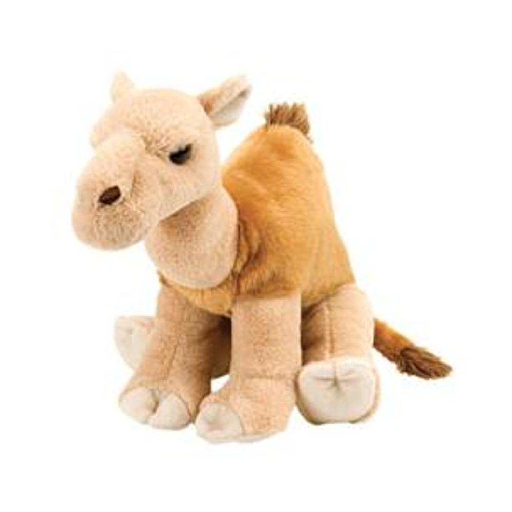 Wild Republic Cuddlekins 12in Dromedary Camel Stuffed Animal