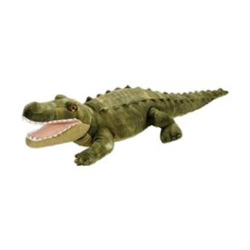 Wild Republic Cuddlekins 12in Alligator Stuffed Animal