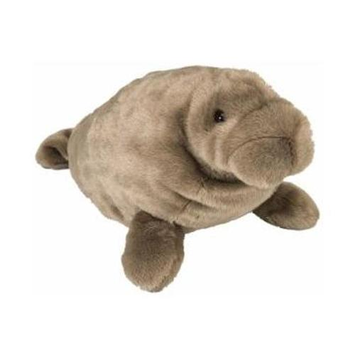 Wild Republic Cuddlekins 15in Manatee Stuffed Animal