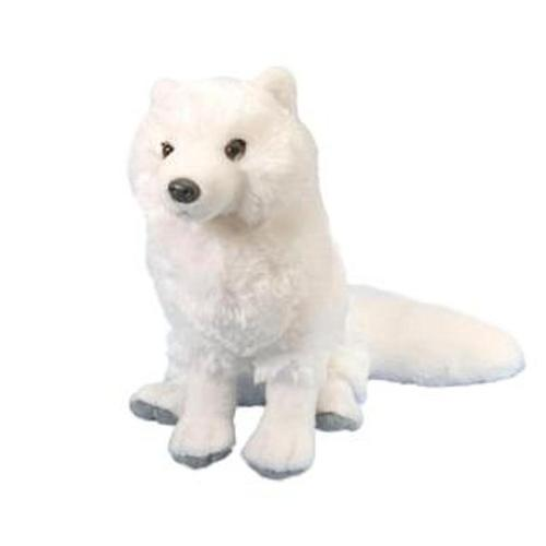 Wild Republic Cuddlekins 12in Arctic Fox Stuffed Animal
