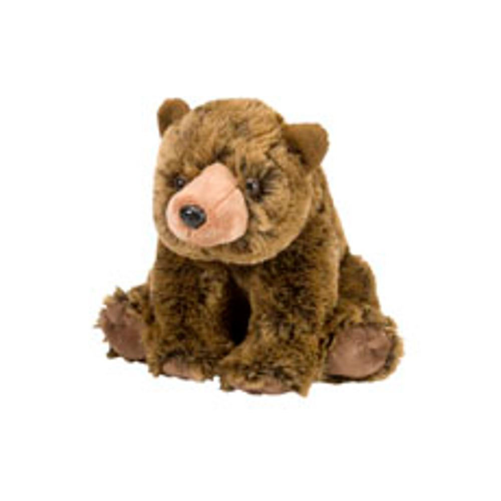 Wild Republic Cuddlekins 12in Grizzly Bear Stuffed Animal