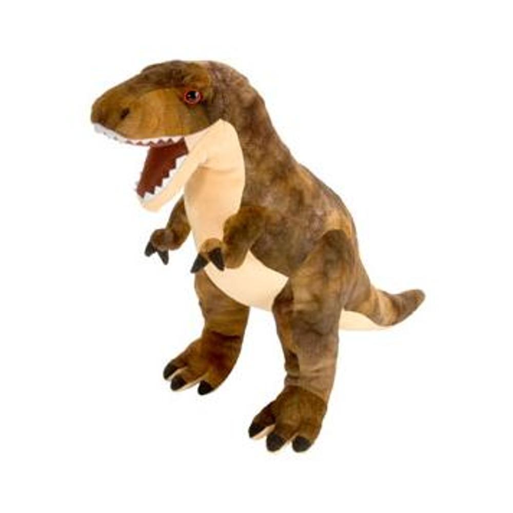 Wild Republic Dinosauria 15in T- Rex Stuffed Animal