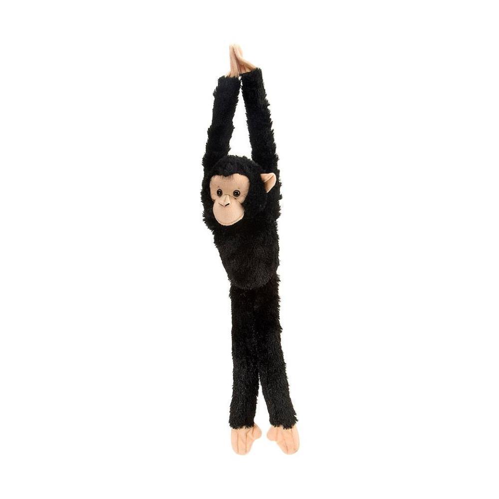 Wild Republic 20in Hanging Chimpanzee Stuffed Animal