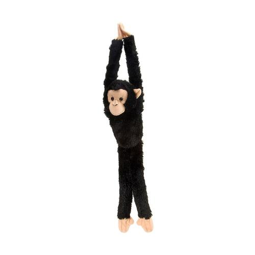 Wild Republic 20in Hanging Chimpanzee Stuffed Animal