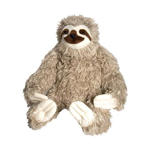 Wild Republic Cuddlekins 30in Jumbo Sloth Stuffed Animal