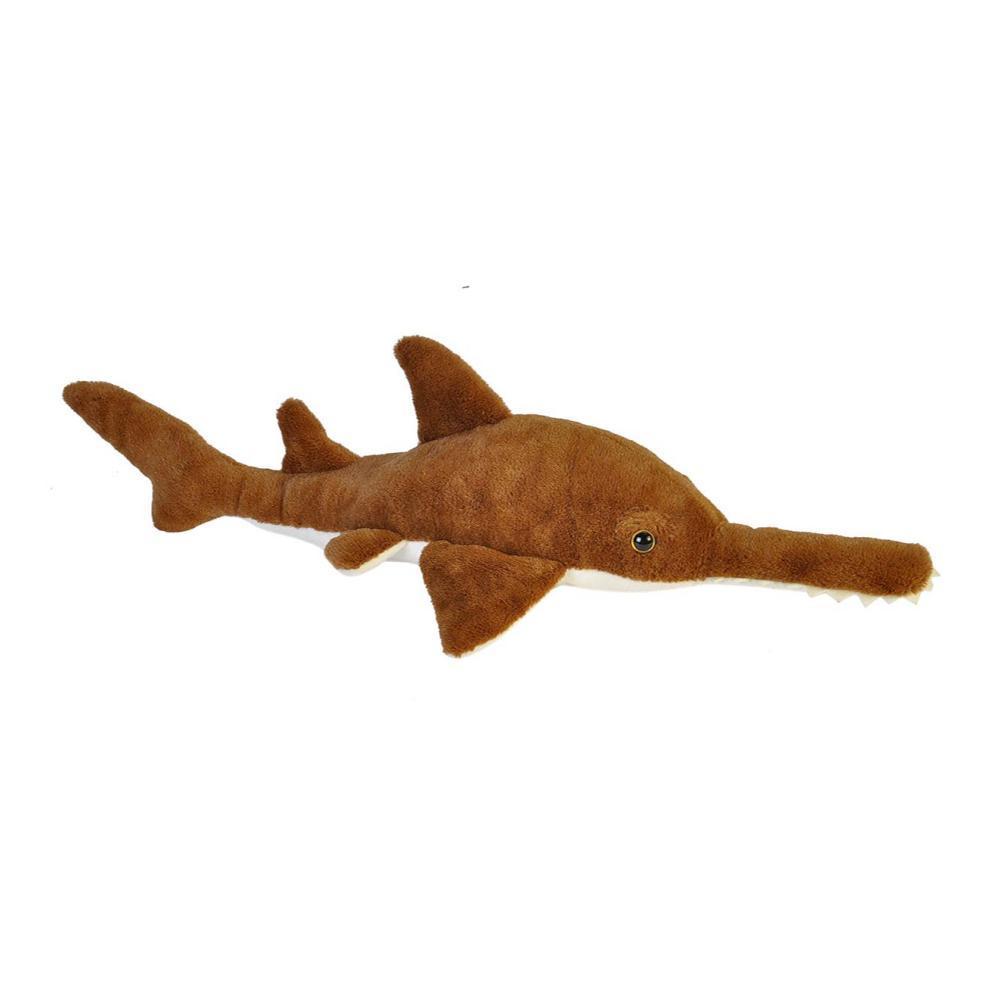 Wild Republic Cuddlekins 12in Sawfish Stuffed Animal