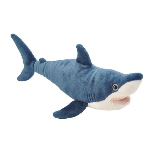 Wild Republic Cuddlekins 12in Mako Shark Stuffed Animal